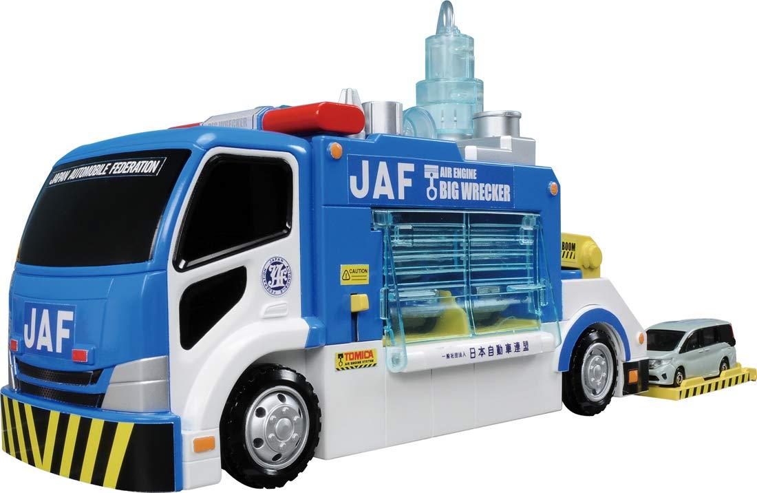 空气动力JAF救险起重车