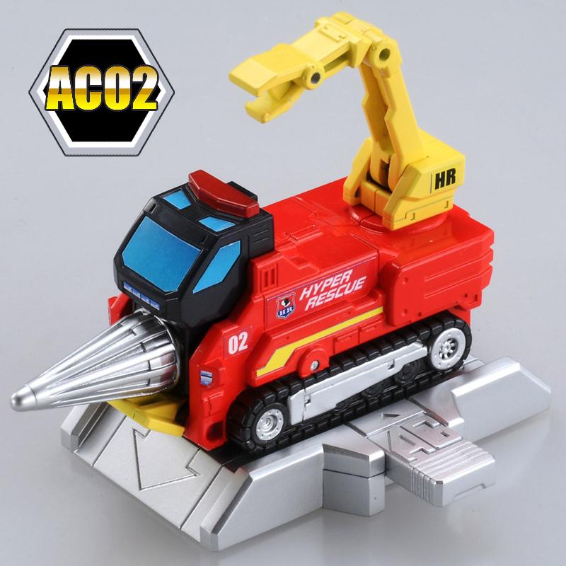 超级救援AC02