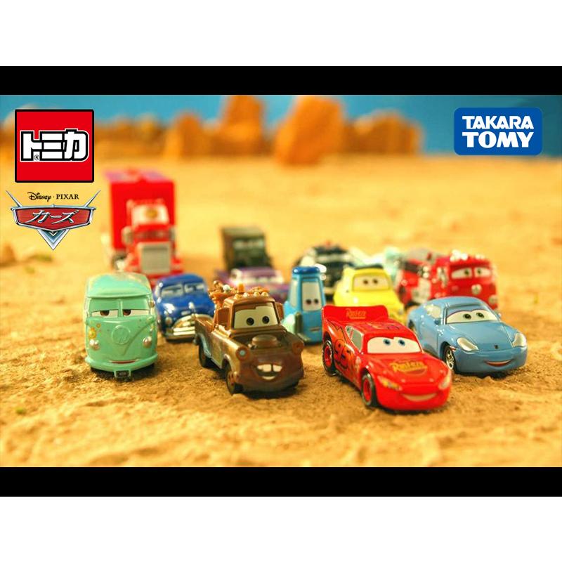 赛车总动员多美卡系列小车